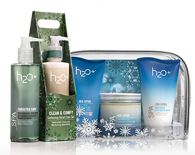 50% offSelect Bath Gift Set @ H2O Plus