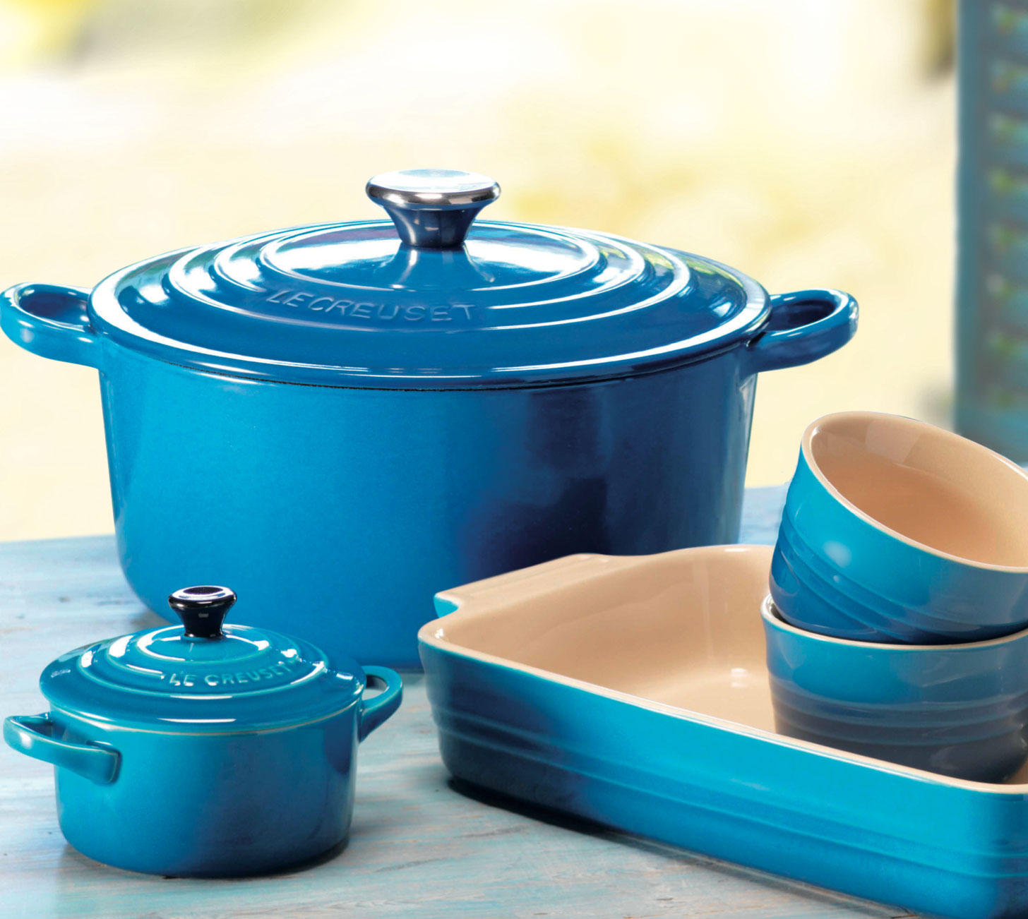 Up to 60% Off + Free Shipping Le Creuset Sale @ 6PM