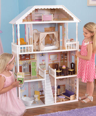 From $59.99 Dollhouses Sale @ Zulily