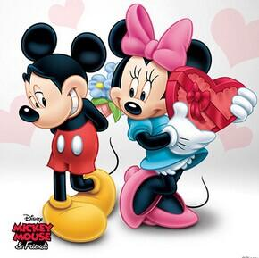 Up to 60% Off Mickey Mouse & Minnie Mouse Collection @ Zulily