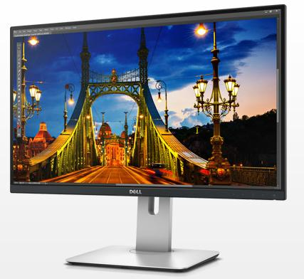 "$386.99 Dell UltraSharp U2515H 25"" QHD 2560x1440 Monitor + $50 Dell Gift Card"