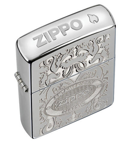 $17.72 Zippo Crown Stamp with American Classic Lighter