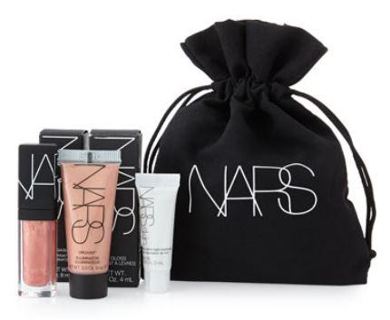 Free GWP with any $125 Nars Purchase @ Neiman Marcus