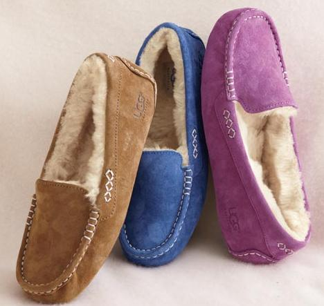 $50 off $100 with UGG Slippers Purchase  via Visa check out @ Neiman Mar...