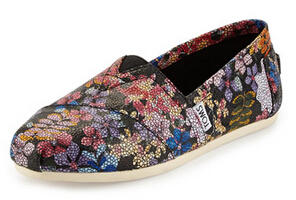 $50 off $100 with Toms Purchase via Visa check out @ Neiman Marcus