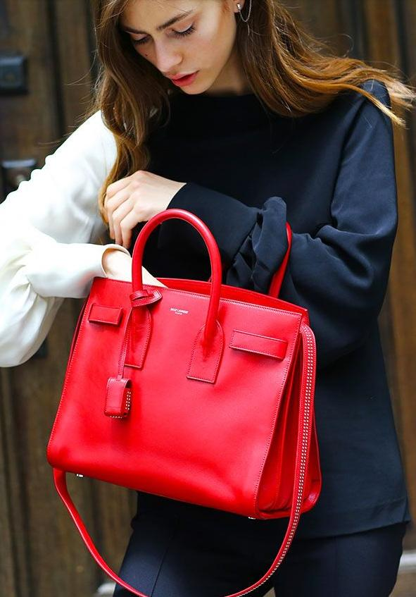 Get Up to $1500 Gift Card with Red Collection Handbags and Wallets Purchase @ Neiman Marcus
