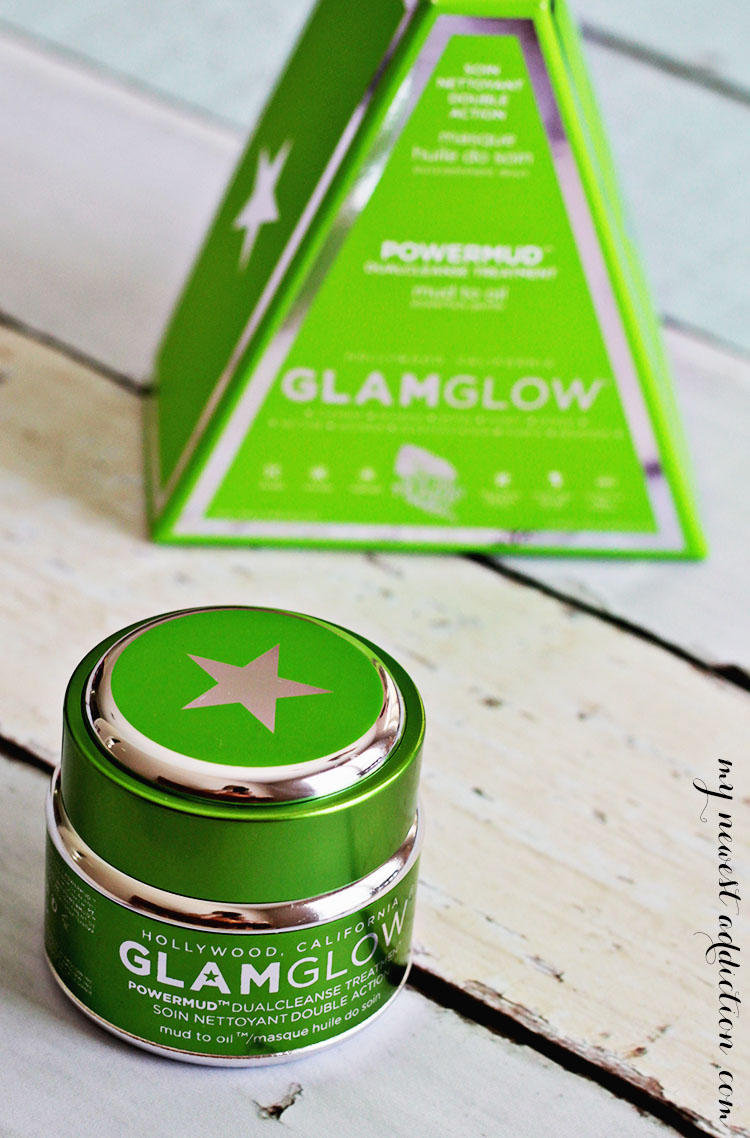 Buy 1 Get 1 Free +Free shipping the POWERMUD™ DUALCLEANSE TREATMENT @ Glamglowmud