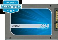 From $29.99 40% Off! Crucial Factory Recertified SSD