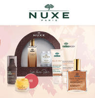 20% Off $50 or 30% Off $70@ NUXE, Dealmoon exclusive