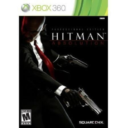 $5.56 Hitman: Absolution: Professional Edition (Xbox 360)