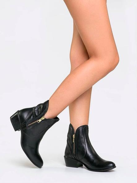 Steve Madden Zipstr Bootie (Dealmoon Exclusive)