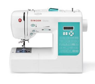SINGER 7258 Award-Winning 100-Stitch Computerized Free-Arm Sewing Machine