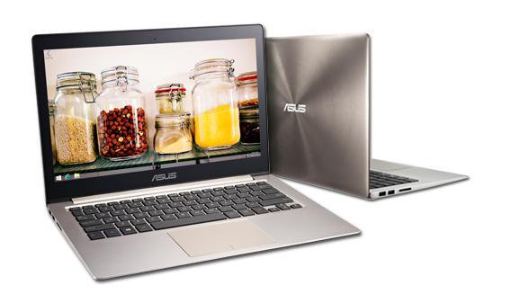 ASUS Zenbook UX303LA-US51T Signature Edition Laptop