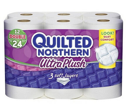 Free $5 Gift Card with Purchase of 3 Select Bath Tissue