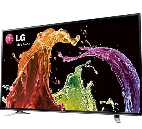$829.99 LG 65 Inch LED TV 65LB5200 HDTV + $200 promo egift card