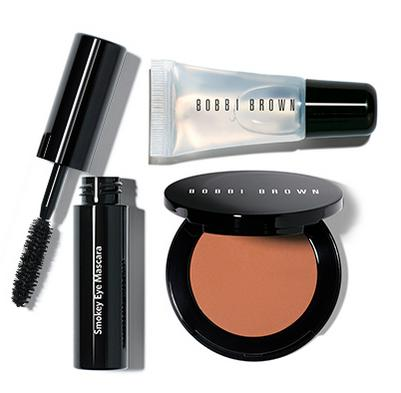 Free Travel Makeup Trio  with Any $75 Purchase @ Bobbi Brown Cosmetics