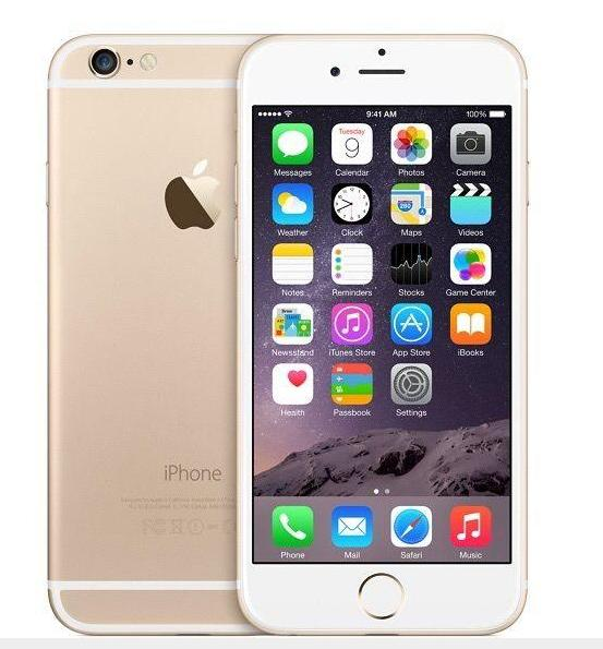 $619.99 Apple iPhone 6 - 16GB GSM Unlocked Space Gray,Silver