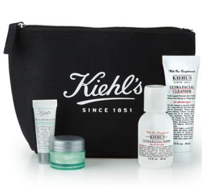 Free GWP with any $125 Kiehl's Purchase @ Neiman Marcus