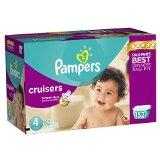 Free $10 Gift Card Buy 1 Select Box of Pampers Diapers @ Amazon