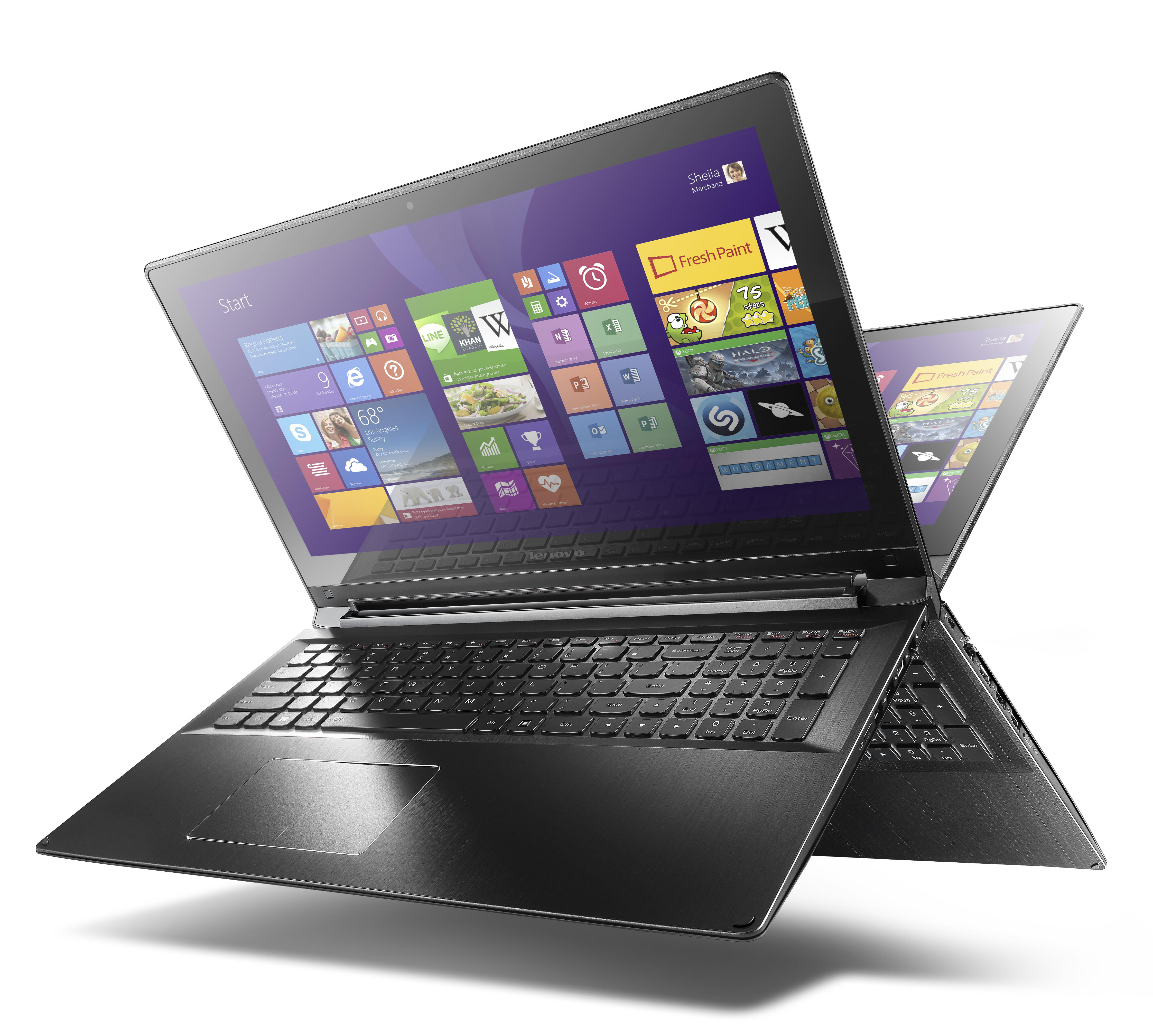 $599 Lenovo Flex 2 Touch Laptop 59423168 (i7, 1080p, 1TB HDD, 8GB RAM)