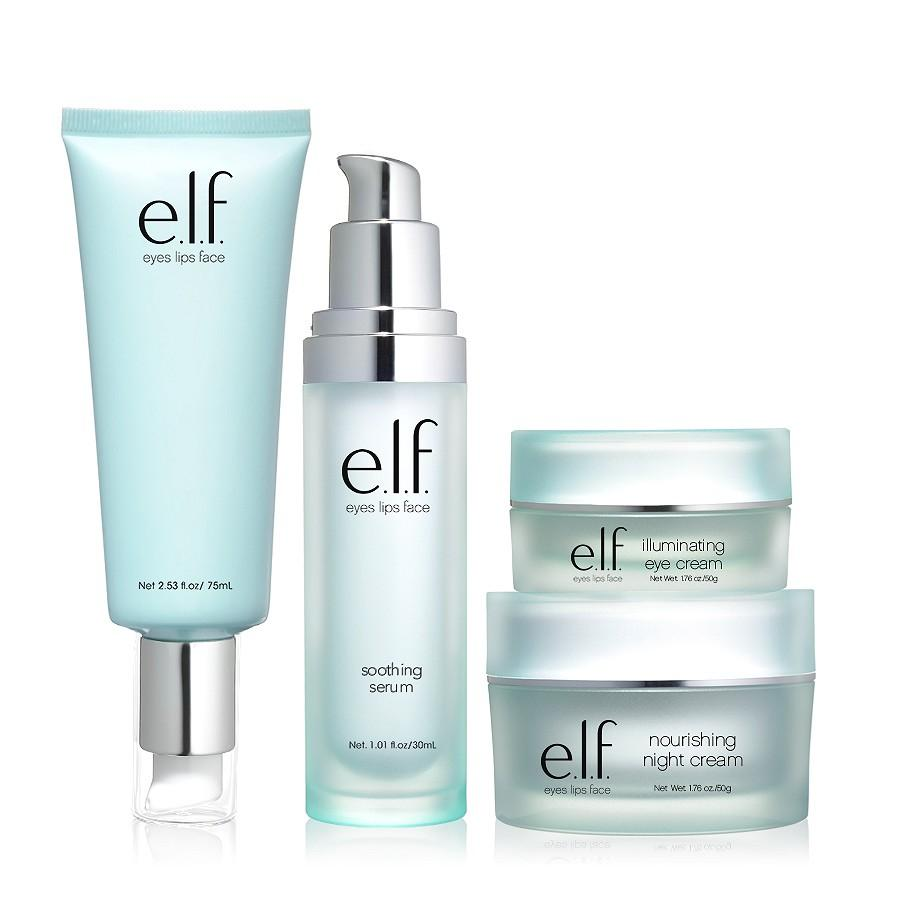 New Releasee.l.f. launched new skincare line