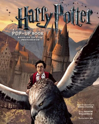 $27.65 Harry Potter: A Pop-Up Book: Based on the Film Phenomenon
