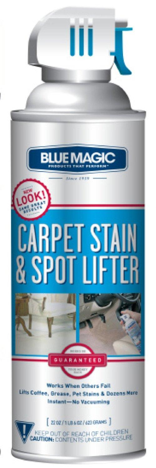 $3.77 BlueMagic 900 Carpet Stain & Spot Lifter - 22 oz. Aerosol Can
