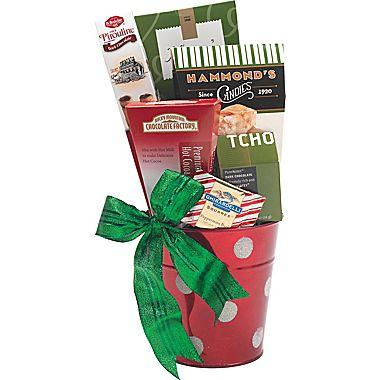 $6 Holiday Sweet Gift Basket