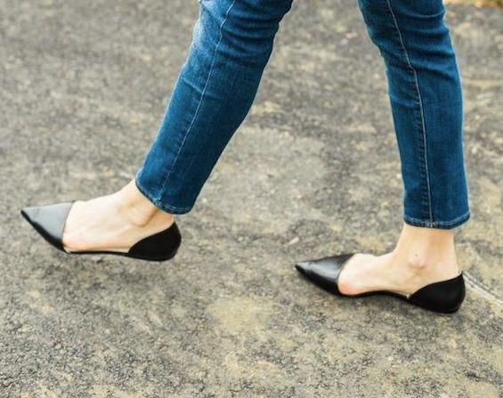Up to 40% Off d'Orsay Flats @ Nordstrom