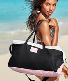 Free Getaway Bag  with any $75 Purchase @ Victoria's Secret