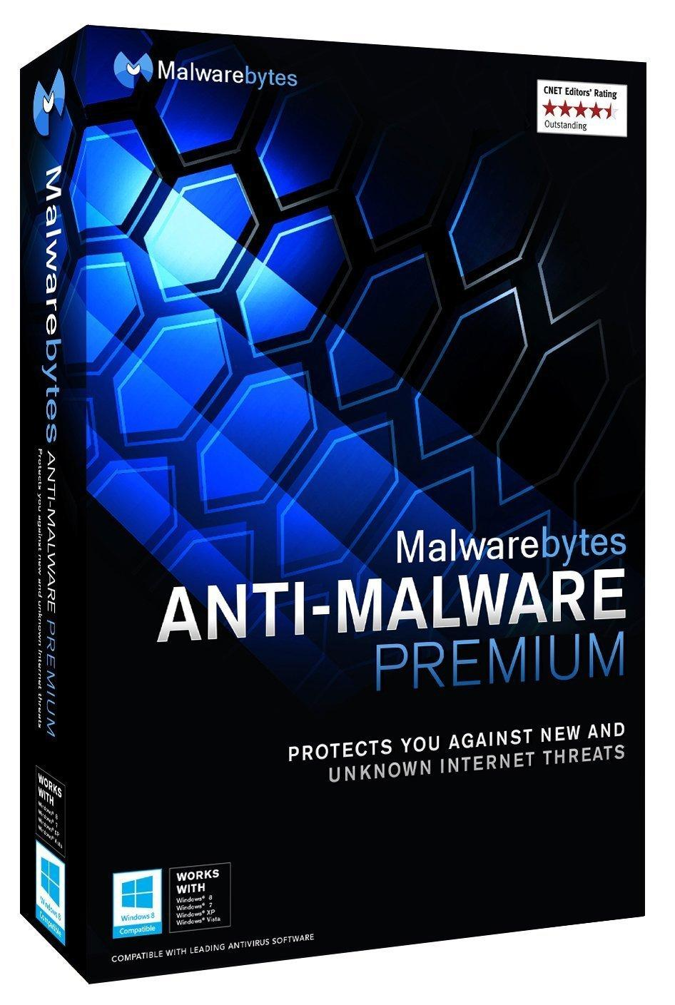 $14.99 Malwarebytes Anti-Malware Premium Lifetime License [Download]