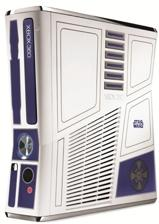 320GB Xbox 360 Slim Star Wars R2-D2 Edition Console (Pre-Owned)
