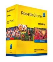 61% Off Rosetta Stone Level 1 Language Software @ Amazon.com
