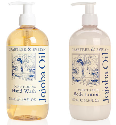 Buy 2 Get 2 Free 500ml Value Sizes @ Crabtree & Evelyn