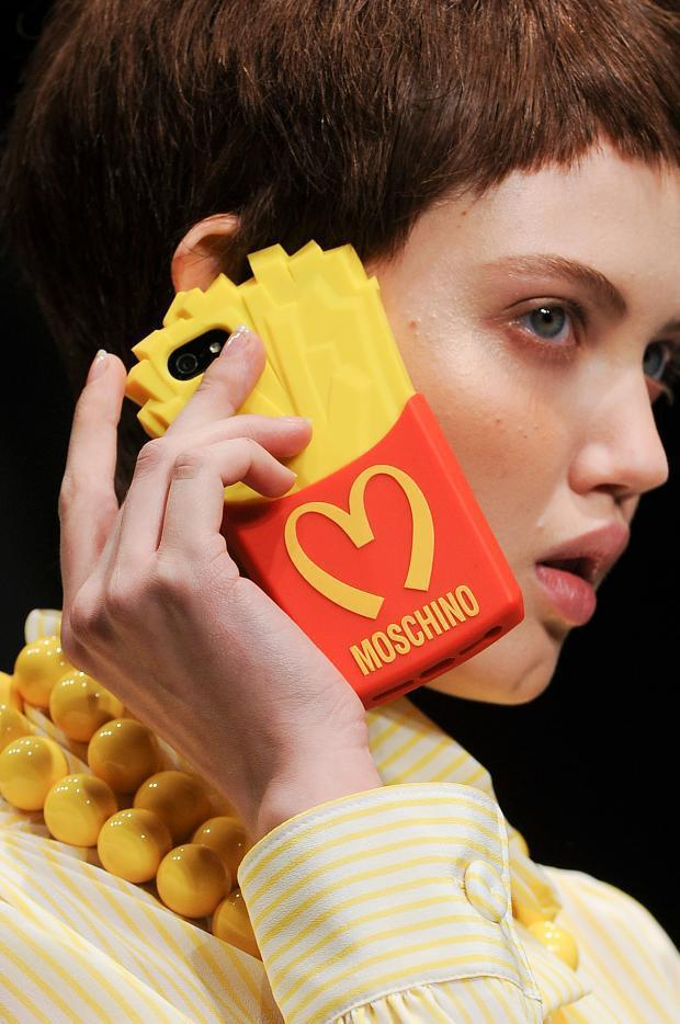 Dealmoon Exclusive!Free ShippingMoschino New Capsule Collection @ Tessabit