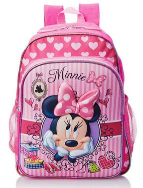 $19.99 Fast Forward Girl's Minnie Mouse 3D Eva Molded Backpack