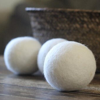 $16.95 Smart Sheep 6-Pack XL Premium 100% Wool Dryer Balls