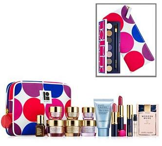 FREE 8 Pc Gift (A $125 Value) with $35 Estee Lauder purchase + MORE GIFT with $70 beauty purchase
