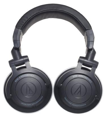 $128.98 Audio-Technica ATH-PRO700MK2 Professional DJ Monitor Headphones