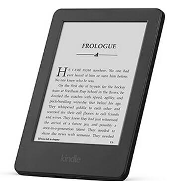 Kindle with New Touchscreen Display