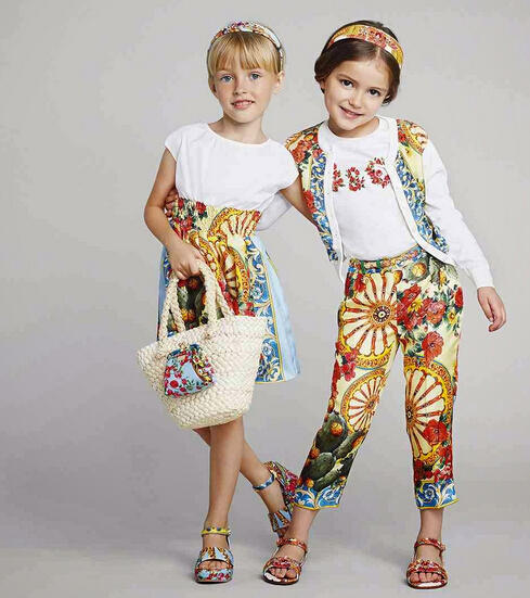 Up to 80% Off + Extra 10% off Dolce & Gabbana Kids Clothing, Shoes & Bags @ 6PM.com