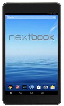 """$59.99 Nextbook 16GB 7"""" WiFi Android Tablet"""