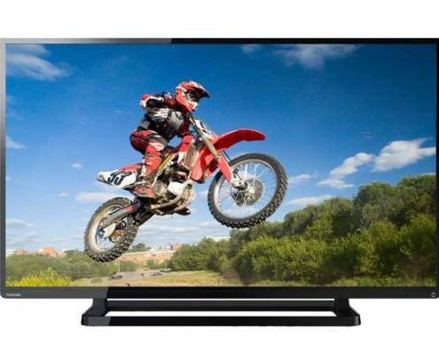 "$399.99 Toshiba 50"" 120Hz 1080p LED LCD HD Television"