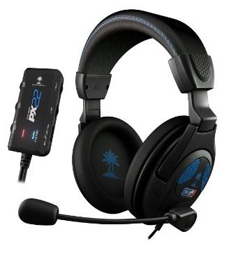 $46.99 Turtle Beach Ear Force PX22 Amplified Universal Gaming Headset