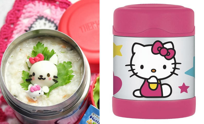 $14.99 Thermos Hello Kitty FUNtainer Food Jar (10oz)