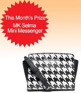Subscribe to Dealmoon Newsletter,  Win the MICHAEL Michael Kors Selma Mini Messenger