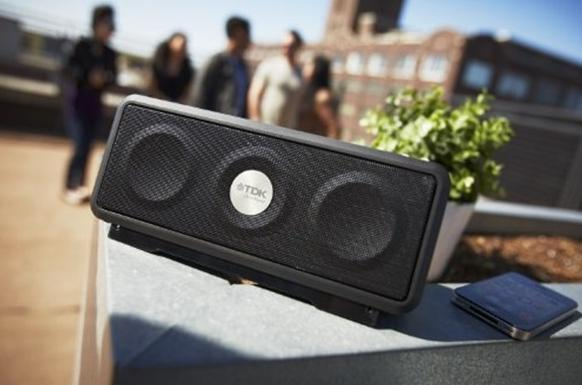$59.99 TDK A33 Bluetooth Weatherproof Speaker