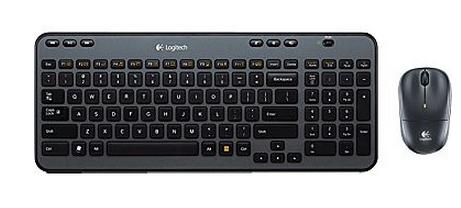 Logitech MK360 Wireless Keyboard & Mouse Combo