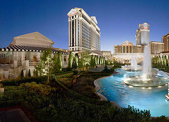 As low as $35/Nighton Vegas Rooms from Caesars Entertainment Hotels