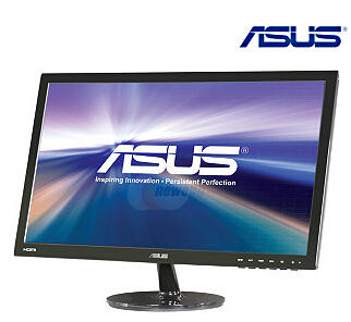 "$119.99 ASUS 23"" VS Series 1080p 2ms LED Monitor (VS238H-P)"